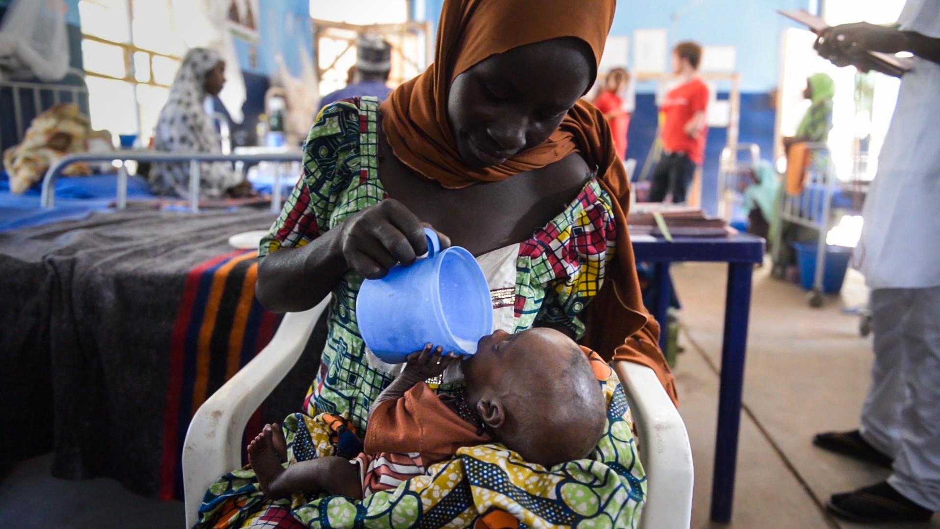 Emergencia hambre en África | Save the Children