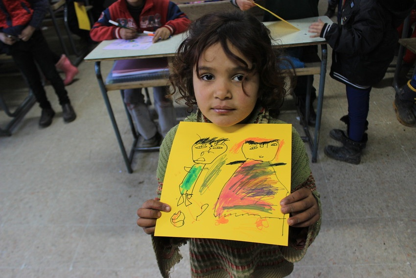Siria: ¿de Qué Color Es La Guerra?