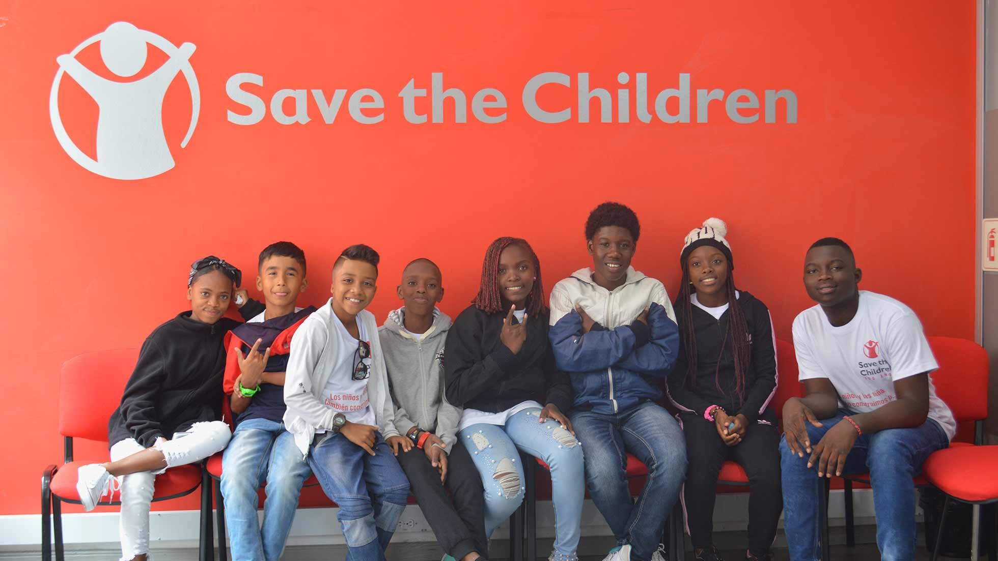 Niños niñas y adolescentes en Cali, Colombia 2