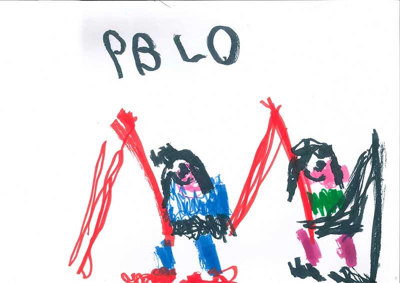 Taller Cermi Save the Children - Dibujo 7