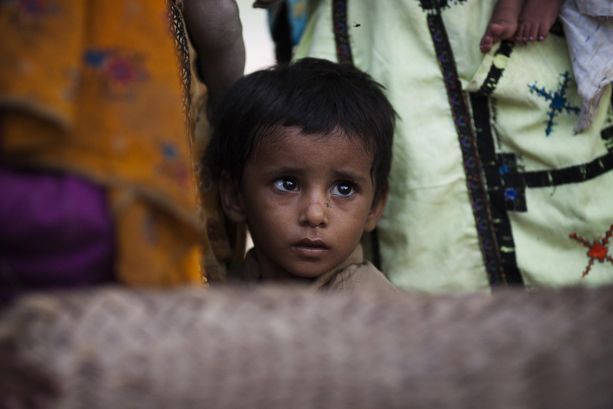 175 millones de niños en el mundo se verán afectados por el cambio climático