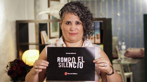 Alexandra, víctima de abuso sexual, rompe el silencio