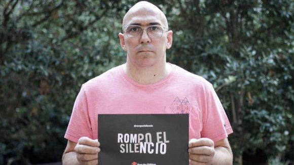 Manuel hablo por su hijo Toni, víctima de abuso sexual, rompe el silencio