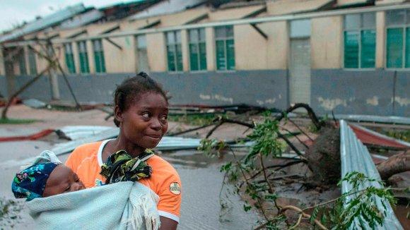 Emergencia Mozambique: dona ahora