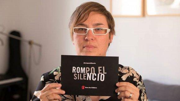 nadia, víctima de abuso sexual, rompe el silencio