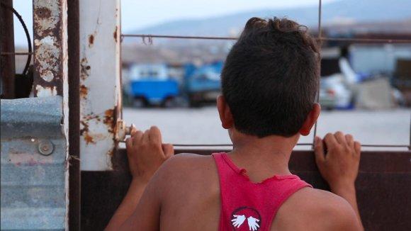 Menores extranjeros no acompañados