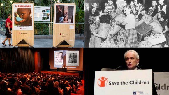 Eventos centenario Save the Children