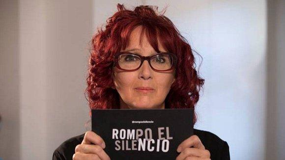 Gloria, víctima de abuso sexual, rompe el silencio