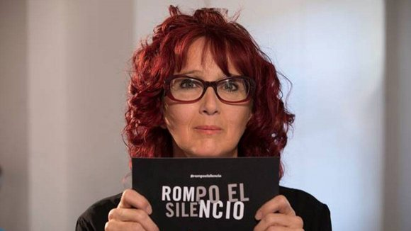 Gloria, víctima de abuso sexual, rompe el silencio
