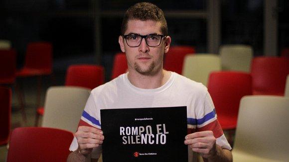 Alex, víctima de abuso sexual, rompe el silencio