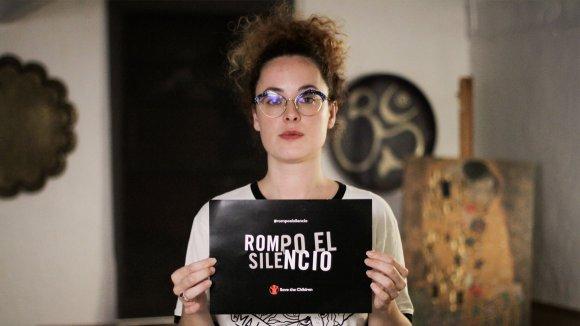 Sara, víctima de abuso sexual, rompe el silencio