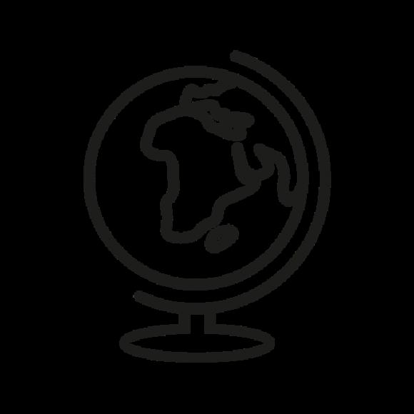 Una organización global
