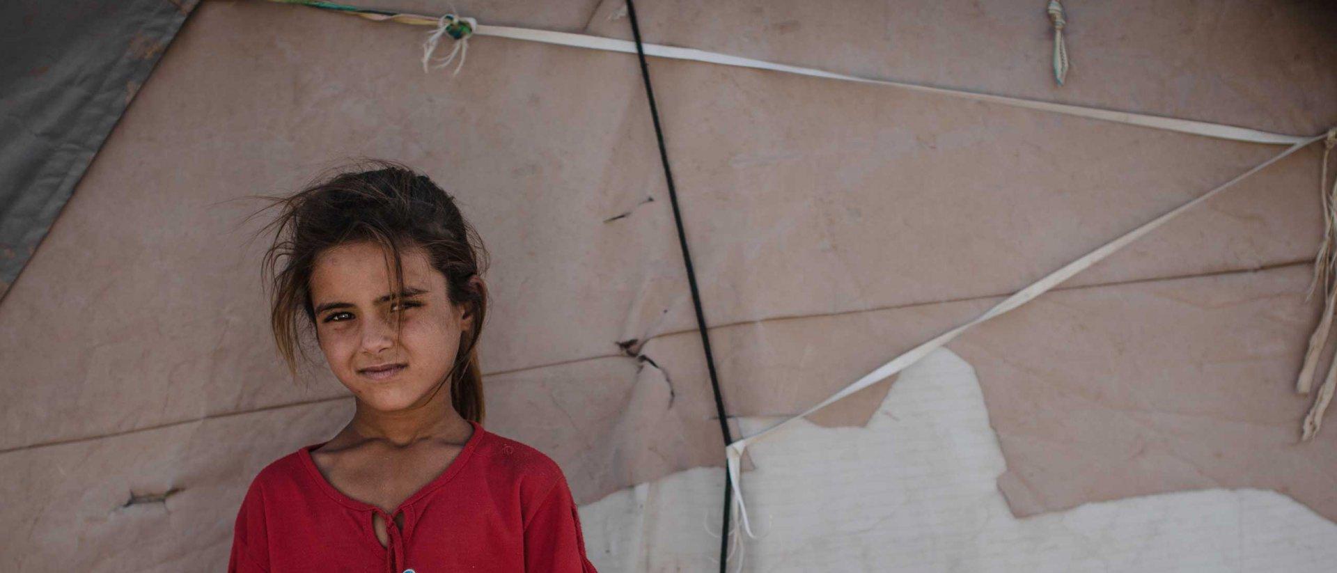 Ayuda a niños y niñas en zonas de conflicto