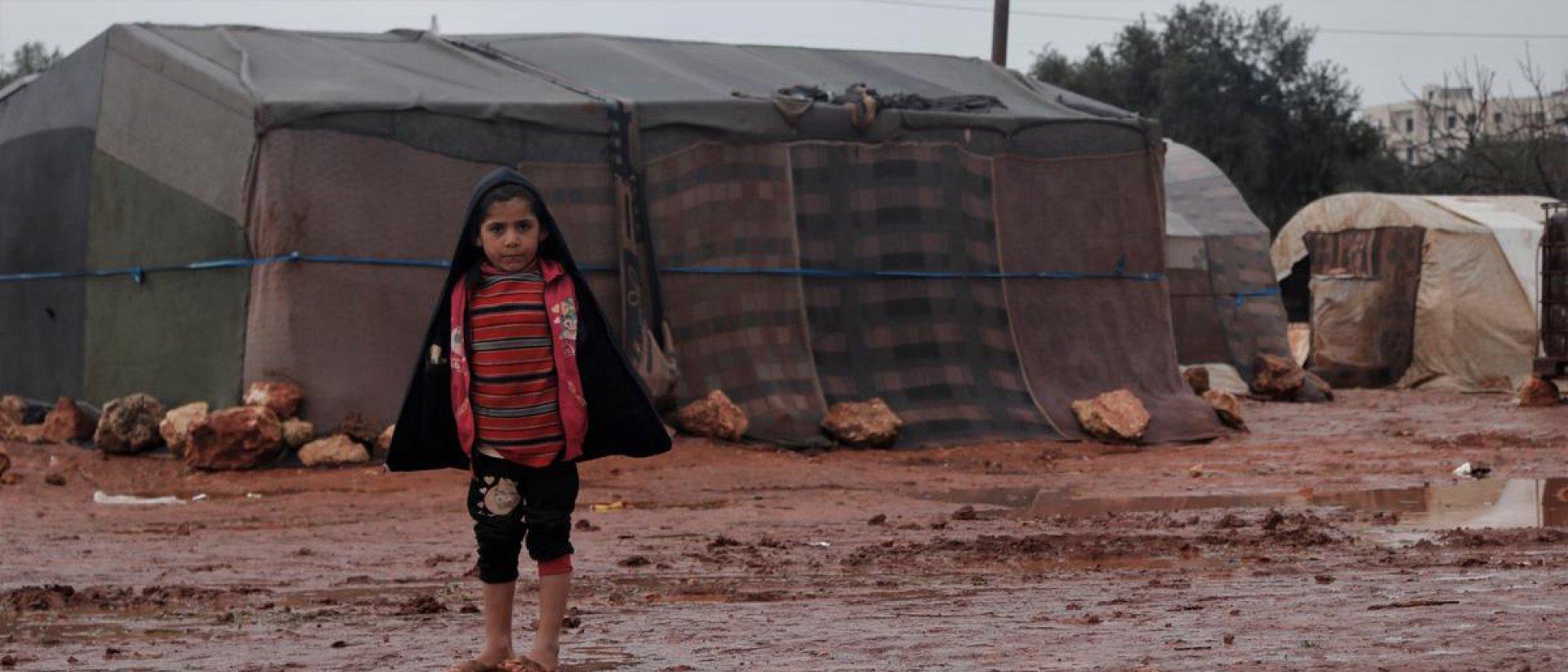 inundacion siria