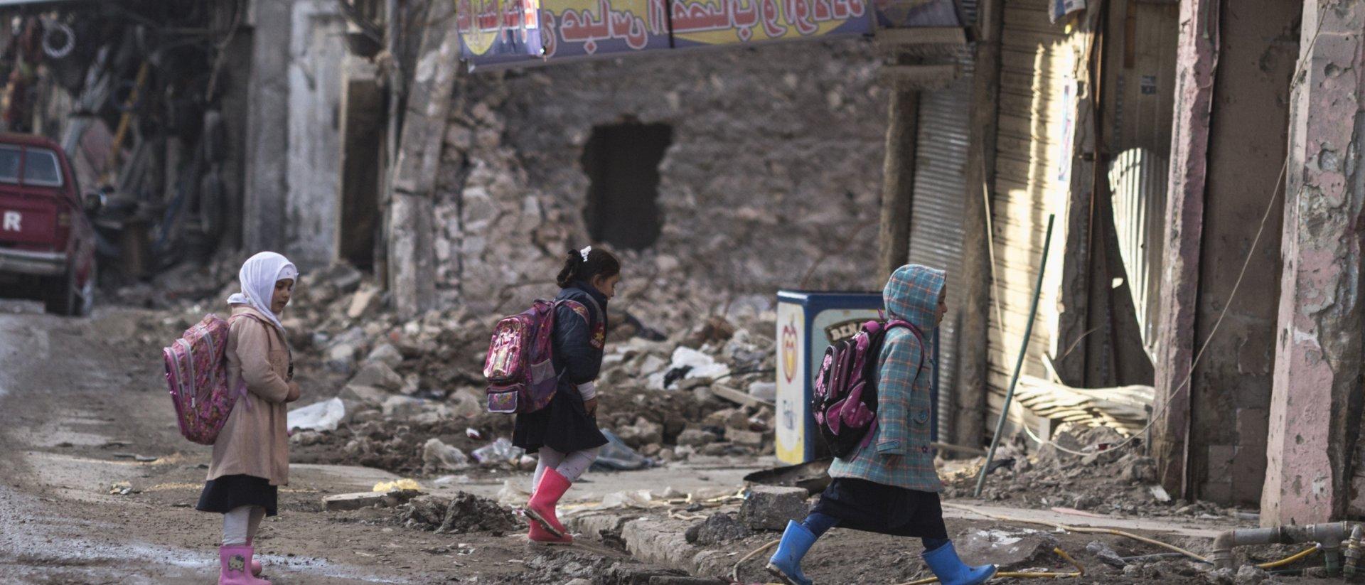 No a la guerra contra la infancia