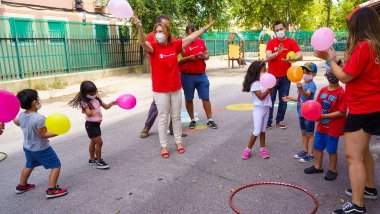 Campamento urbano Save the Children España