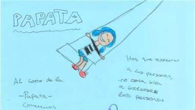 Taller Cermi Save the Children - Dibujo 8